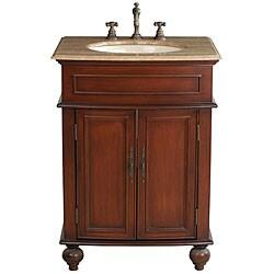 Stufurhome Prince Single-sink 26-inch Vanity