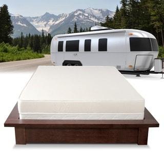 Select Luxury Home RV 6-inch Firm Reversible Full-size Foam Mattress