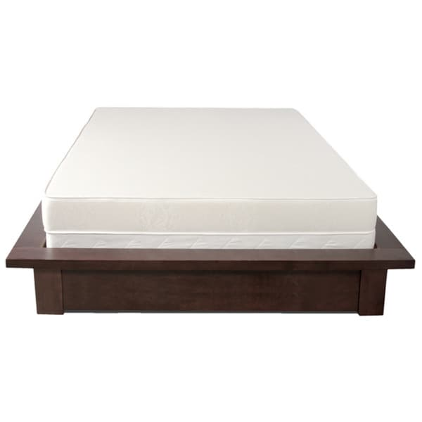 Select Luxury Home RV 6-inch Firm Reversible Full-size Foam Mattress