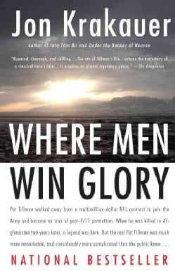Where Men Win Glory: The Odyssey of Pat Tillman (Paperback)
