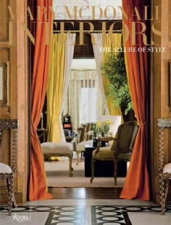 Mary McDonald: Interiors; The Allure of Style (Hardcover)