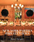 New York Parties: Private Views (Hardcover)