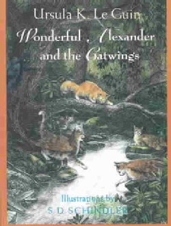 Wonderful Alexander and the Catwings (Paperback)