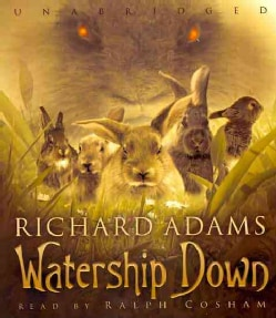 Watership Down (CD-Audio)