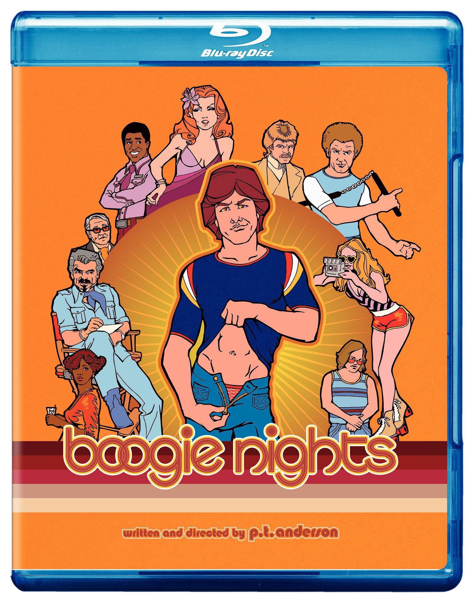 Boogie Nights (Blu-ray Disc)