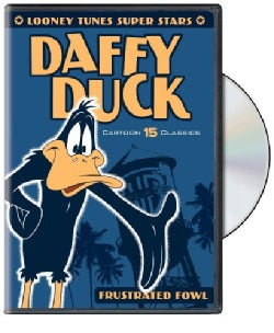 Looney Tunes Super Stars: Daffy Duck Frustrated Fowl (DVD)