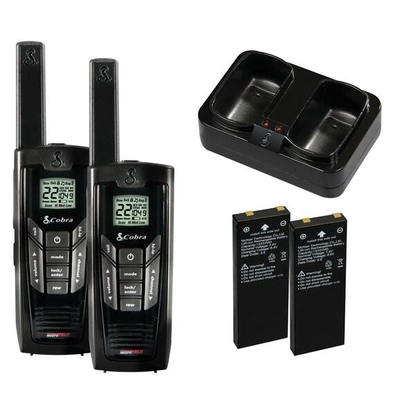 Cobra MicroTALK CXR925 Two-way Radio