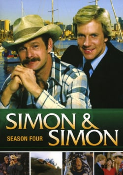 Simon & Simon: Season Four (DVD)