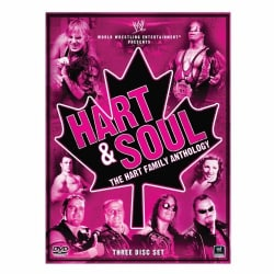 Hart And Soul: The Hart Family Anthology (DVD)
