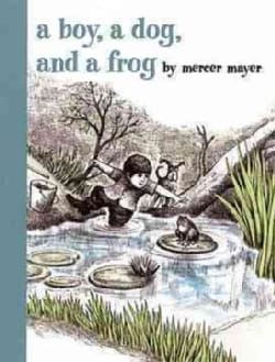 A Boy, a Dog, and a Frog (Hardcover)