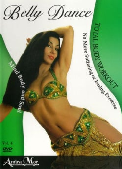 Amira Mor: Belly Dance for a Feminine Total Body Workout (DVD)