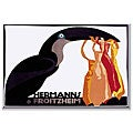 Klinger 'Hermanns und Froitzheim' Gallery-wrapped Canvas Art