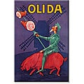 'Olida Pork Don Quixote' Gallery-wrapped Canvas Art