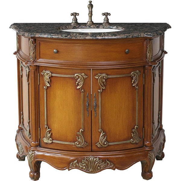 Stufurhome Single Sink Vanity