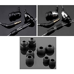 MEElectronics M9 Hi-Fi Sound-isolating Earphones