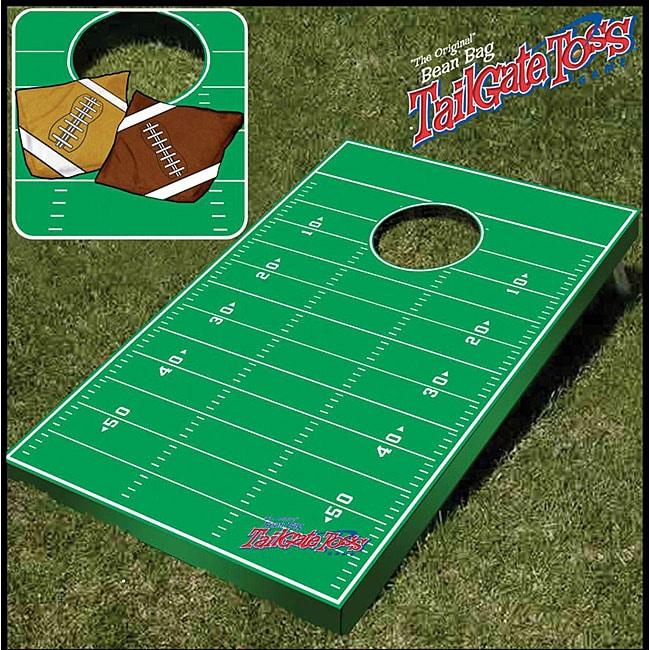 Tailgate Toss Football Field Game