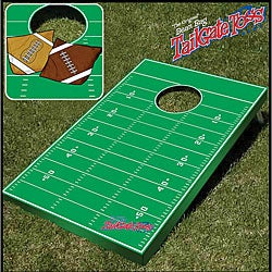 Tailgate Toss Football Field Game