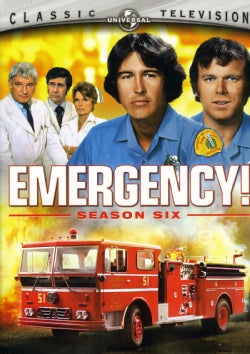 Emergency! Season Six (DVD)