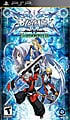 PSP - BlazBlue Portable