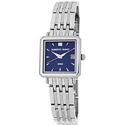 Roberto Bianci Women's All-steel Square Watch