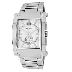 Roberto Bianci Men's Prestigio All Steel Chronograph Watch