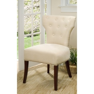 Safavieh Gramercy Cream Side Chairs (Set of 2)