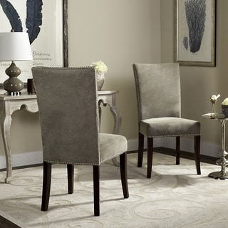 Safavieh Metro Stone Sage Side Chairs (Set of 2)