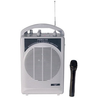 PylePro PWMA100 Rechargeable Portable PA System