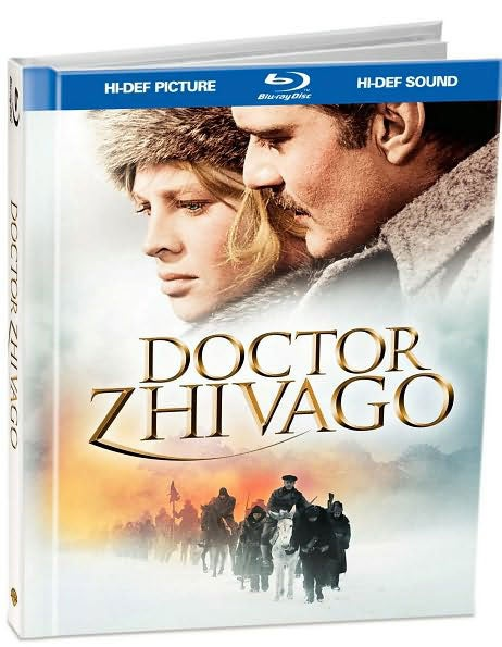 Doctor Zhivago - 45th Anniversary Edition DigiBook with CD (Blu-ray Disc)