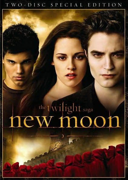 The Twilight Saga: New Moon (Special Edition) (DVD)