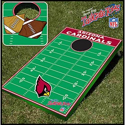 Officially Licensed NFL Wooden Tailgate Toss Game