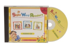 Sight Word Readers (CD-Audio)