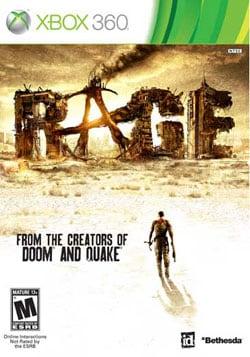Xbox 360 - Rage