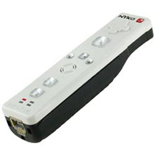 Wii - Wand Remote w/Motion Plus By Nyko