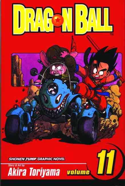 Dragon Ball 11 (Paperback)