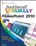 Teach Yourself Visually Powerpoint 2010 (Paperback)