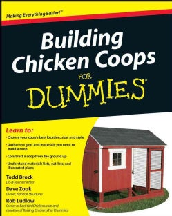 Building Chicken Coops for Dummies (Paperback)