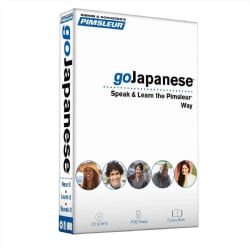 Pimsleur GoJapanese: Speak & Learn the Pimsleur Way