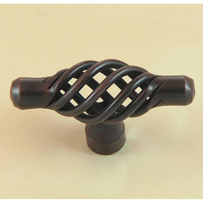 Stone Mill Berkshire Oil Rubbed Bronze Cabinet Knobs (Pack of 25)