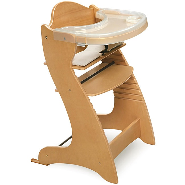 Badger Basket Embassy Wooden High Chair in Natural at Sears.com