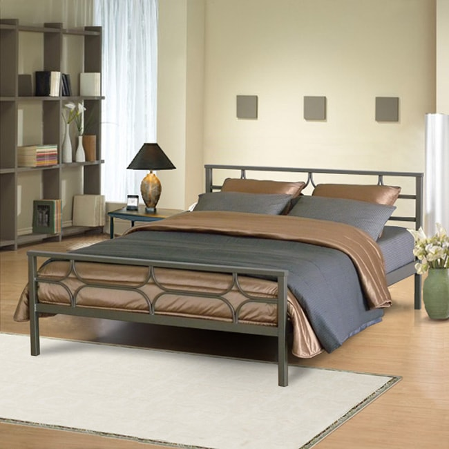 Tyrol Full-size Platform Bed - Overstock Shopping - Great Deals on ...