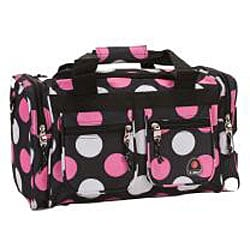 Rockland New Multi Dot Bel-Air 19-inch Carry On Duffel Bag