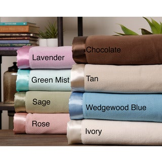 Plush Microfleece Blanket