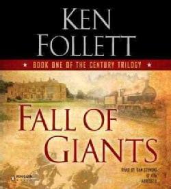 Fall of Giants (CD-Audio)