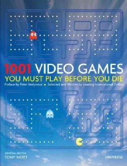 1001 Video Games You Must Play Before You Die (Hardcover)