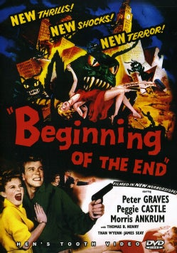 Beginning of The End (DVD)