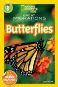 Great Migrations Butterflies (Paperback)