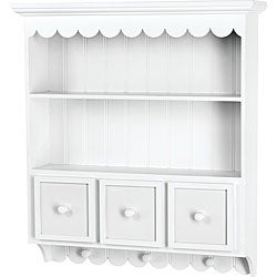 Fashion Furnishings 3-drawer Cupboard