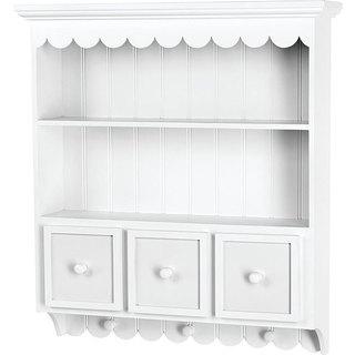 Fashion Furnishings 3-drawer Cupboard