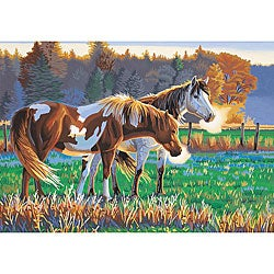 Dimensions Pasture Buddies Paint by Number Kit